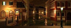 Venise de nuit 2