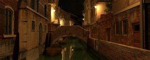 Venise imaginaire la nuit